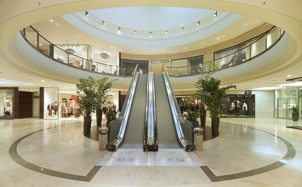 Alstertal einkaufszentrum referenzen verostone for Con que se limpia el marmol manchado